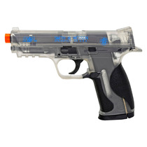 Marcadora Airsoft Co2 Bbs Plástico 6mm Smith & Wesson