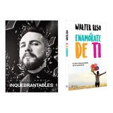2x1 Inquebrantables + Enamórate De Ti - Superación Personal