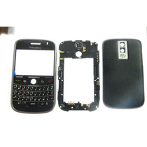 Carcasa Blackberry Bold 9000 Completa Teclado Botones