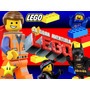 Kit Imprimible Lego Diseñá Tarjetas Invitaciones Y Mas 2x1