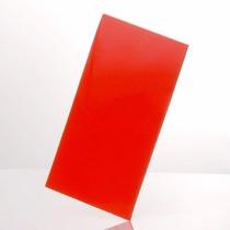 Acrilico Rojo Lamina