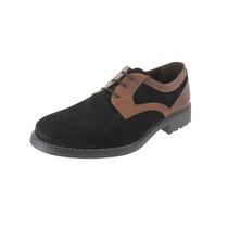 Evolución-zapato Casual-7904-negro