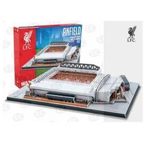 03715 Estadio Anfield Liverpool Fc 3d 165 Piezas De Nanostad