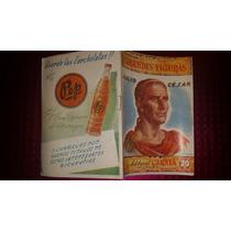 Coleccion Grandes Figuras: Biografia De Julio Cesar