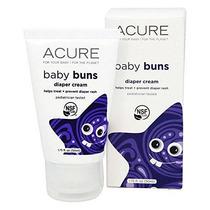 Acure Bollos Para Bebés De Pañales Bálsamo 1.75 Onza