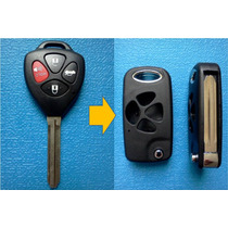 Carcasa Llave Navaja Control Toyota Camry Yaris Corolla Rav4