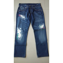 Replay Jeans Unico En Mercado Libre Simplenete Espectacular