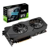 Tarjeta Gráfica Nvidia Asus Dual Geforce Rtx 20 Series Rtx 2080 Super Dual-rtx2080s-o8g-evo-v2 Oc Edition 8gb