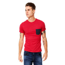 Hang Ten - Playera Manga Corta - Rojo - B135239