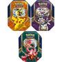 Juego De Todos 3 Pokemon 2016 Battle Hearts Booster Pack Ti