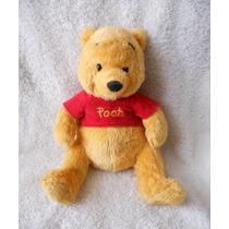 Peluche Winnie Pooh 37cm, Original Disney Store, Wp10