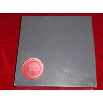 Crepusculo - Luna Nueva Box Set Ed Limitada 1dvd 2 Libros Cd