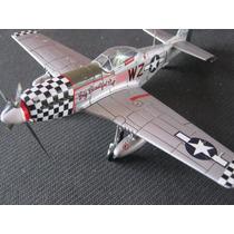 P-51 Mustang Acoleccion Altaya 1/72 Metalico