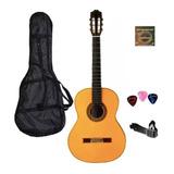 Paquete De Guitarra Acustica Todo Incluido C/envio Hot Sale