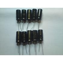 Capacitor Electrolitico 1000 Uf 25v Paquete 10pzas