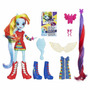 Muñeca My Little Pony Equestria Girls Rainbow Dash