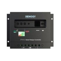 Controlador De Carga Solar Renogy 30 Amp Pwm
