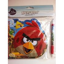 Set De Actividades Angry Birds! Dia Del Niño