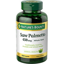 Obsequio De La Naturaleza Natural Saw Palmetto 450 Mg 250 Cá