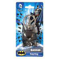 Llavero Casco Batman Mascara Metal Keychain Dc Comics