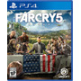 Far Cry 5 Playstation 4 Nuevo
