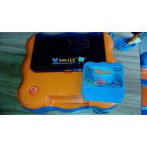 Consola Vsmile De Vtech Con Control Y Cartucho