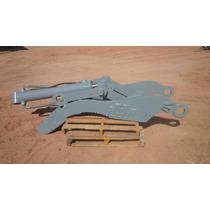 Pulgar Grapa Hidraulica Para Excavadora Hitachi Ex450