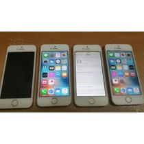 Apple Iphone 5s 16g Gold Excelentes Libres De Fabrica Regal