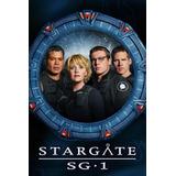 Stargate Sg-1 Completa Esp Latino  Fullhd + Extras