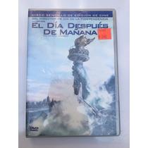 El Día Después De Mañana,pelicula Dvd,original,seminueva