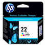 Cartucho Original De Tinta Tricolor Hp 22 (c9352al)