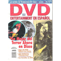Dracula En Revista Dvd Entertainment En Español