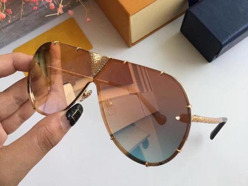 2733e6a3dd Lentes De Sol Louis Vuitton Millionarie Z1060 Pink