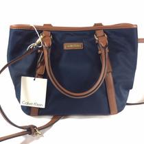Bolsa Calvin Klein Azul Marino 100% Original