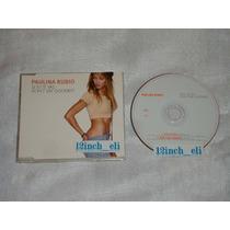 Paulina Rubio Si Tu Te Vas Don´t Say Goodbye Single 2 Track