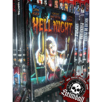 Dvd Hellnight Linda Blair Aud Esp. R2 Horror Gore Exorcista