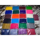 Ligas Elasticos Ortodoncia! Bolsa Colores Mixtos (40 Tiras)