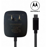 Cargador Carga Rapida Motorola Turbo Cargador Moto G4 Encaja