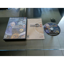 Atelier Iris 2 The Azoth Of Destiny Completo Play Station 2