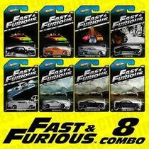 Hot Wheels Fast & Furious Rápido Y Furioso Colección 2013