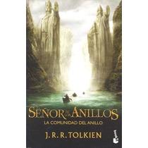 Paquete Señor De Los Anillos C/3 Libros