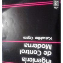 Libro Usado Ingenieria De Control Moderna Sda Ed