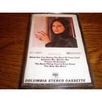 Barbra Streisand Featuring. Cass Usado 1ra Edicion 1974 Usa