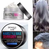 Cera Para Platinado De Cabello Plata Pelo Silver Hair Wax