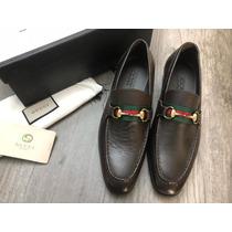 5c0caf050a3ca Hombre Mocasines Gucci con los mejores precios del Mexico en la web ...