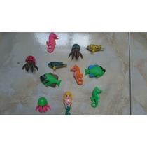 Figuras De Plastico Flotante Para Acuario Precio Por Pieza