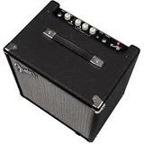 Amplificador Para Bajo Fender Rumble 25 Inlcuye Envio Gratis