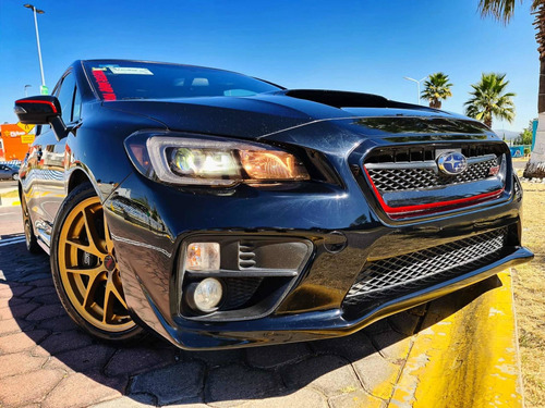 Subaru Impreza Wrx 2015 2.5 Sti Mt Autos Usados Puebla