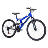 Bicicleta Mercurio Ztx 2018 Dh 18 Velocidades Rodada 26