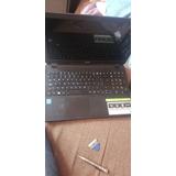 Laptop Acer E 15 Start Para Piezas